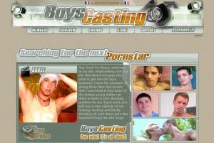 Boys Casting porn review