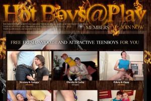 Hot Boys At Play porn review