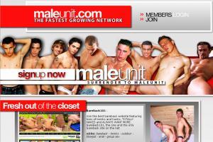 Male Unit porn review