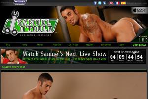 Samuel O'Toole porn review
