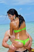 Alana Jade latina sex pictures from 8th Street Latinas