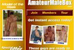 Amateur Male Box gay amateur boys porn review